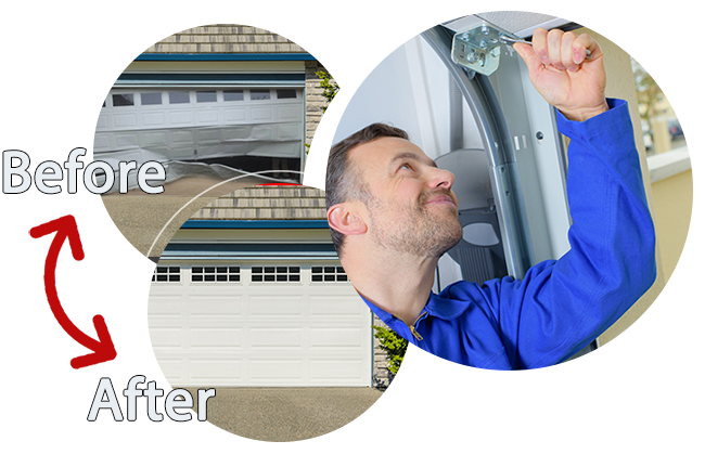 garage door repair katy tx banner