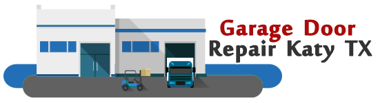 garage door repair Katy TX logo