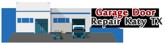 garage door repair Katy TX logo